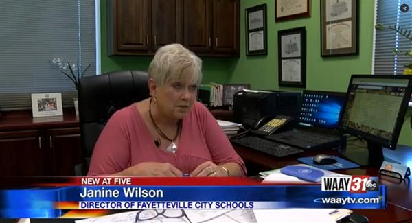 Fayetteville City Schools / Homepage