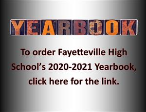 yearbook order from FHS