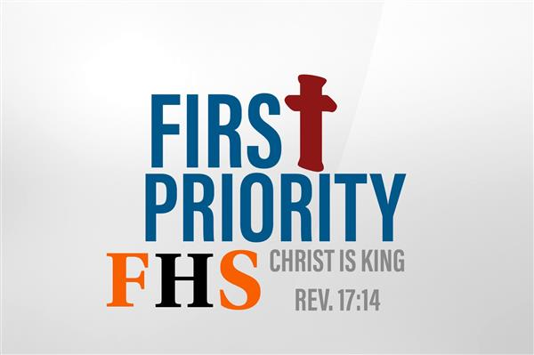 First Priority Logo