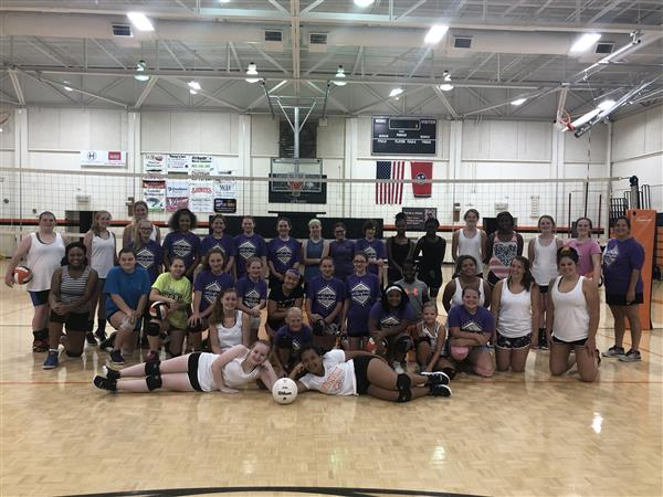 2019 Middle School Camp
