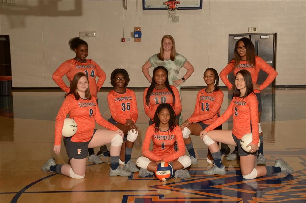 FMS Volleyball Team