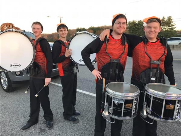 FHS Band Members