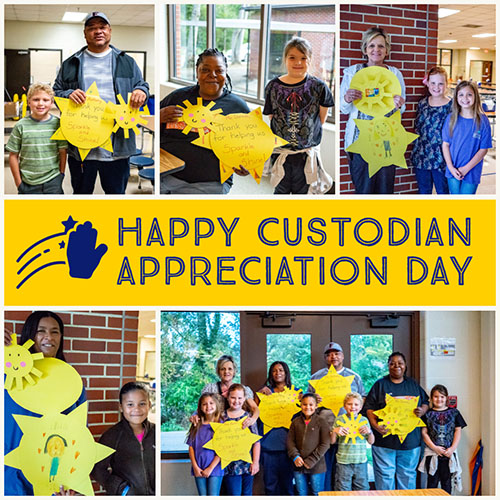 Custodian Appreciation Day 2018