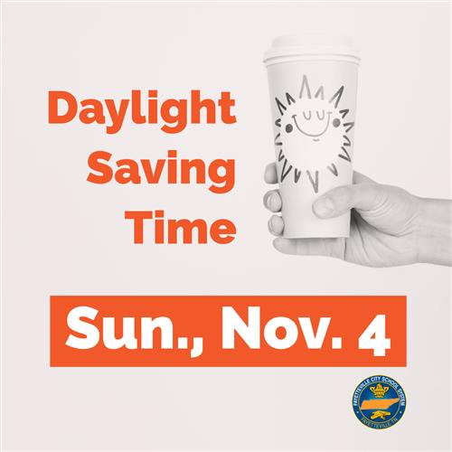 Daylight Saving Time Graphic