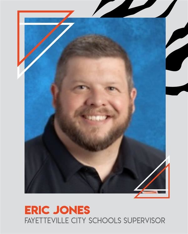 Eric Jones to be Supervisor