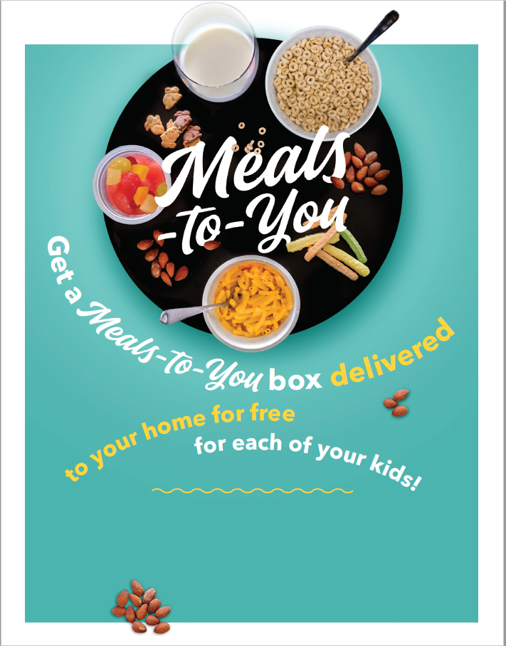 Meals to you box delivered