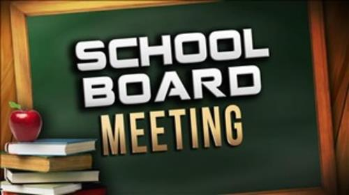 City School Board to hold regular monthly meeting May 5, 2020