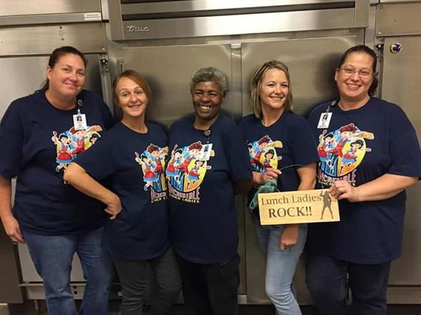 FMS Cafeteria Staff