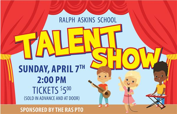 Talent Show Graphic Preview
