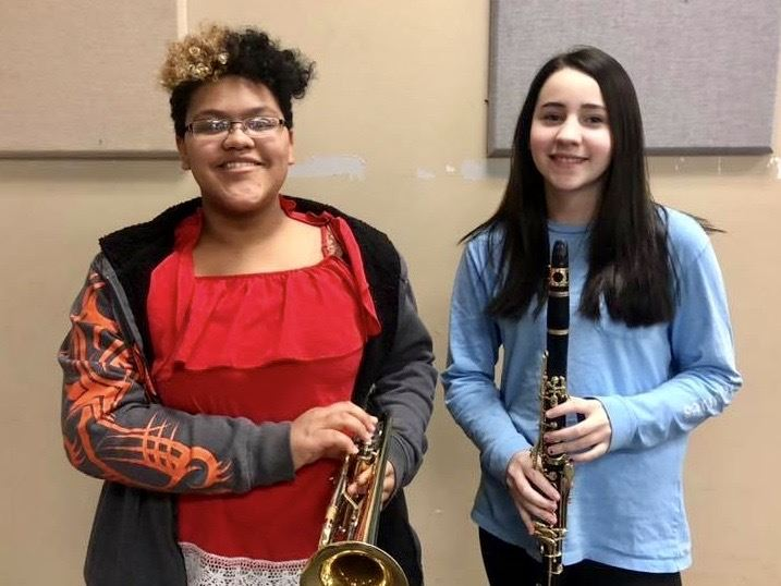FMS Band Students Excel at Tri-Lakes Competition